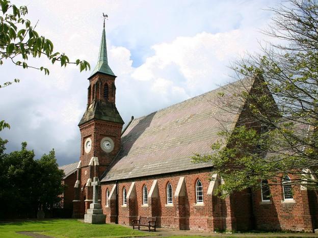 Banks St. Stephens Church