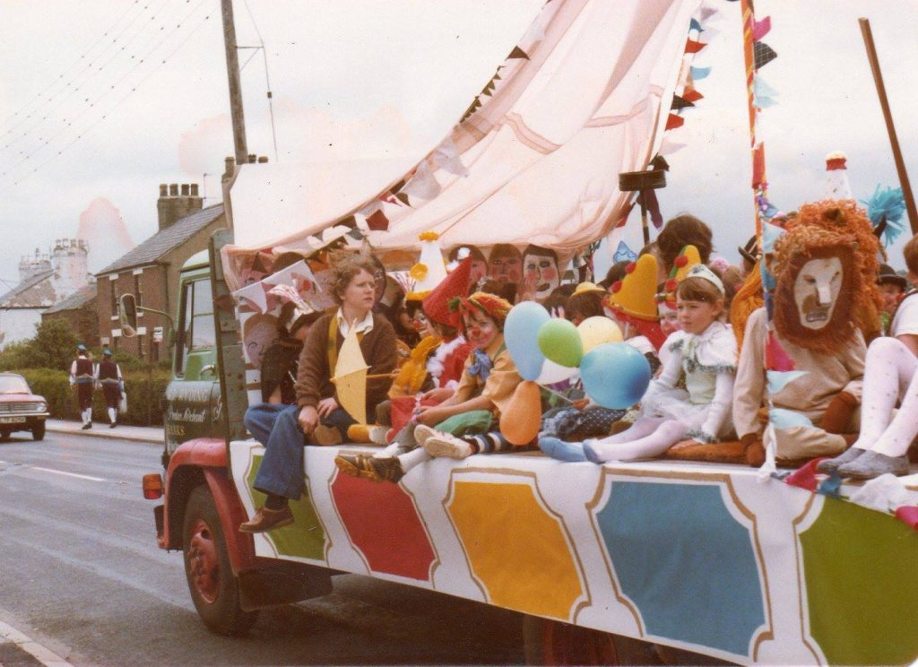 Banks Carnival 70's and 80's